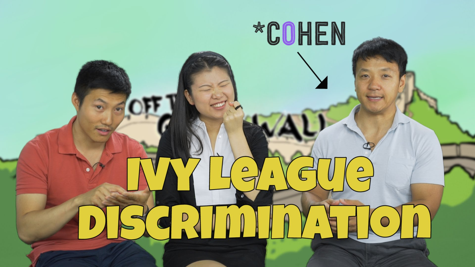 asian discrimination