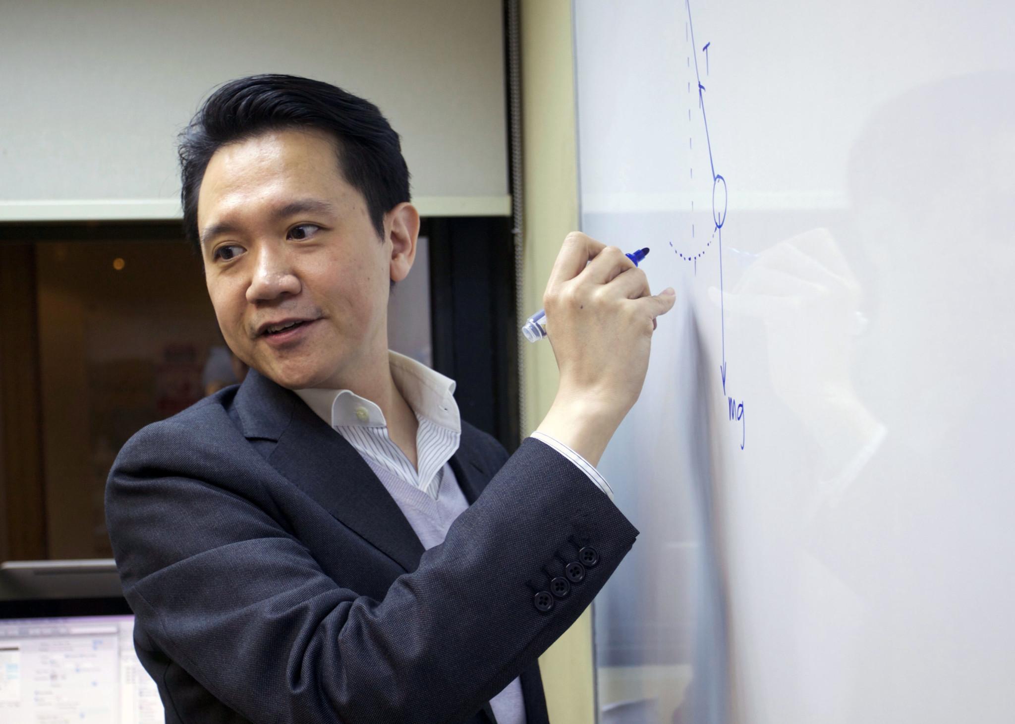 Christopher Yu
