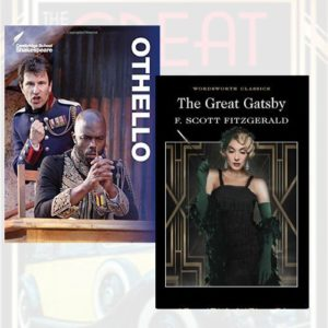 Great Gatsby, Othello