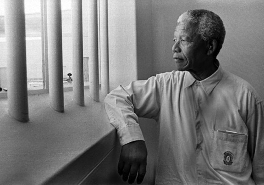 History - Nelson Mandela