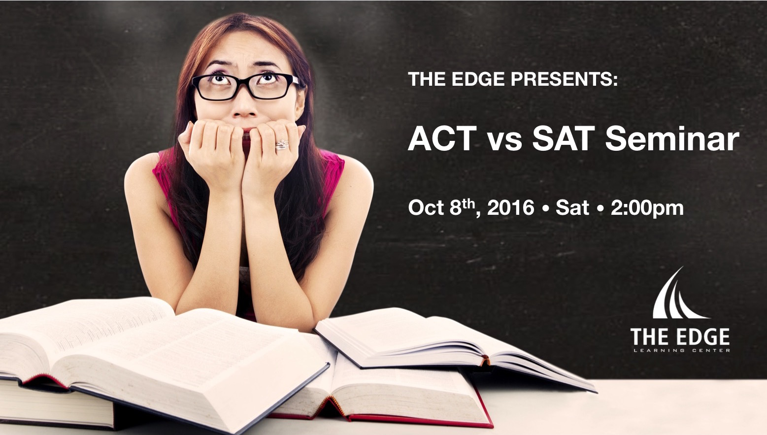 The Edge ACT vs SAT Seminar