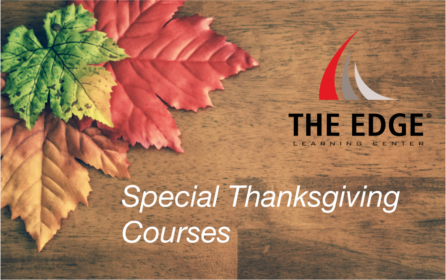 Thanksgiving SAT ACT Courses