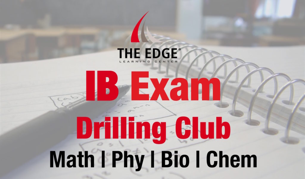 IB Exam Drilling Club