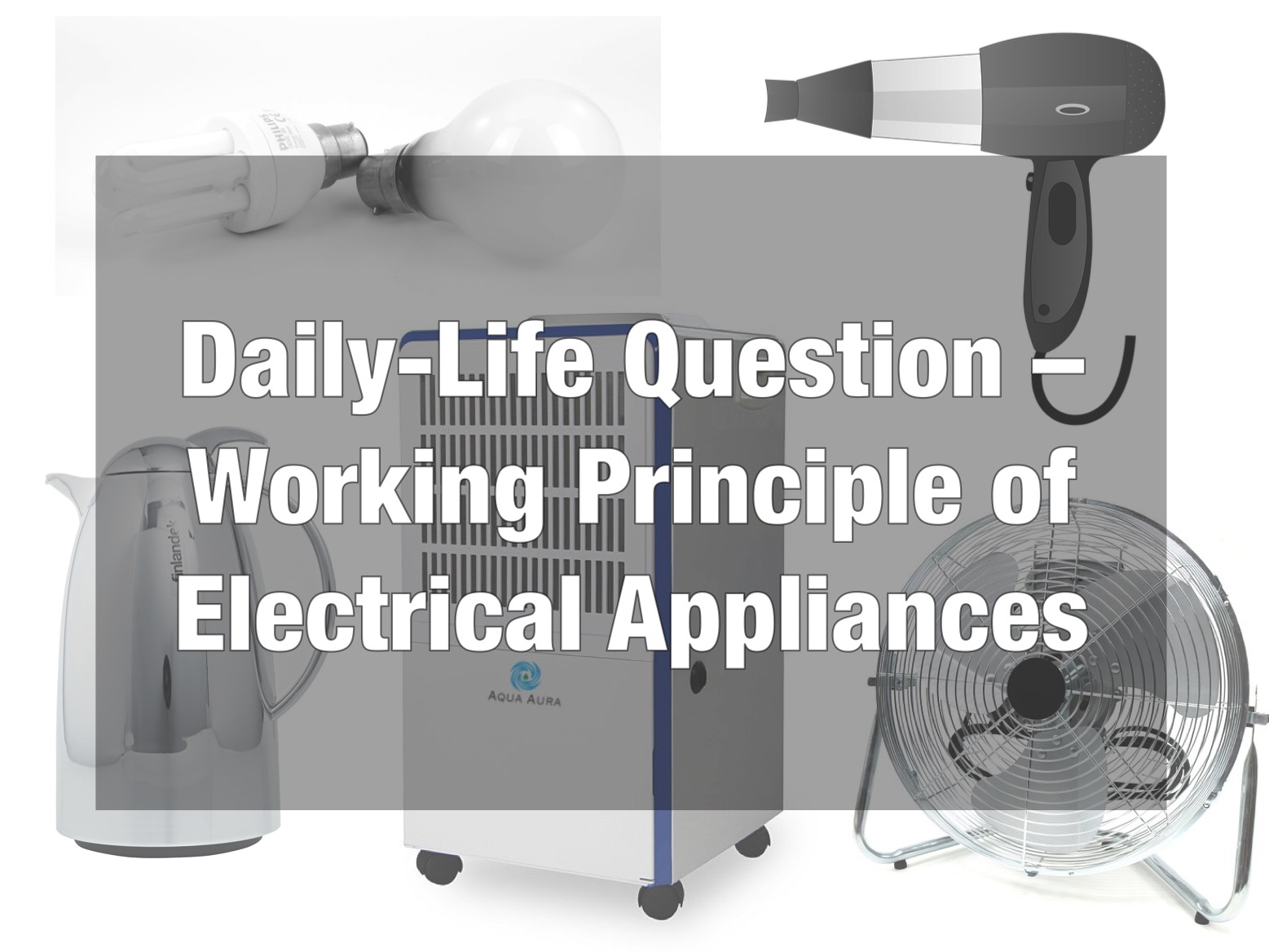 Electric Iron Working Principle ~ Daily life question working principle of electrical