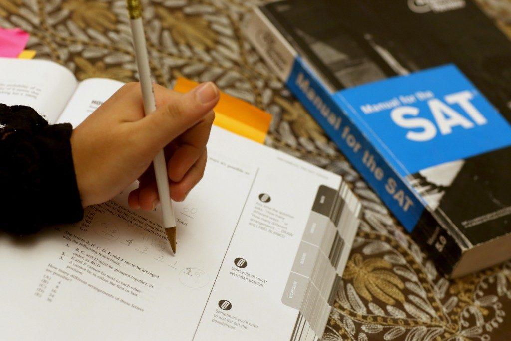 Practise SAT ACT