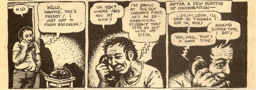 American Splendor - IB English Graphic Novel or Comic Strip