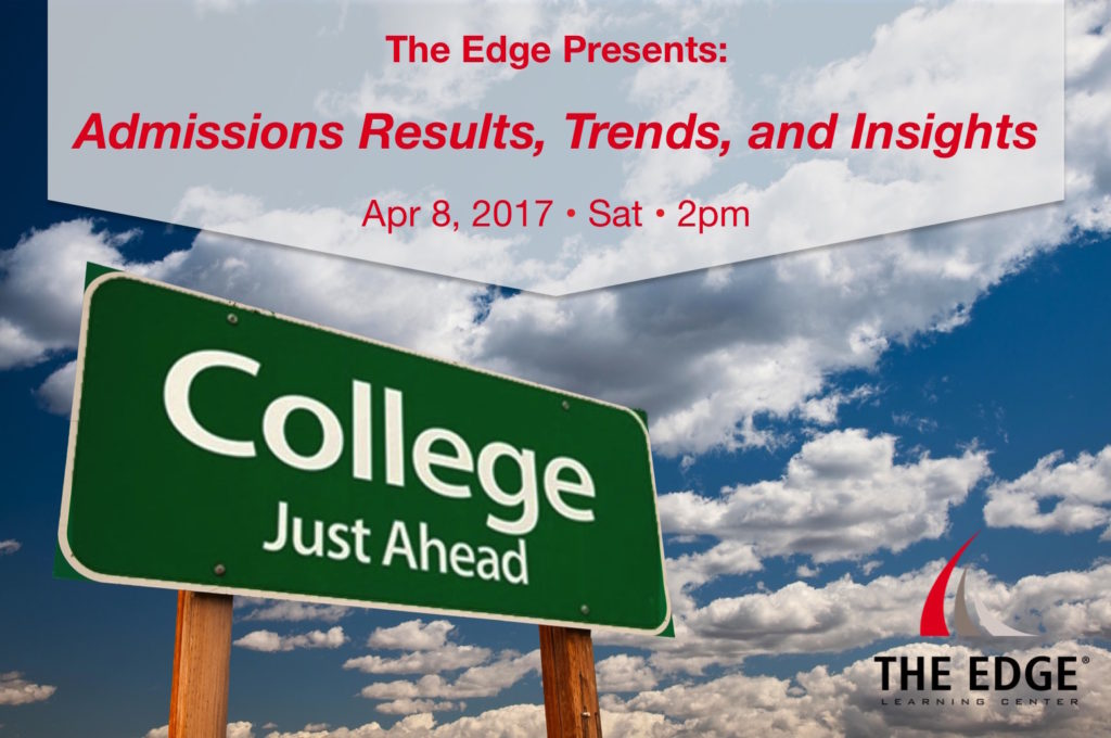 Admissions Results, Trends, and Insights