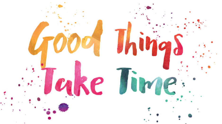 Good things take time - Reading Shakespeare IB MYP IGCSE