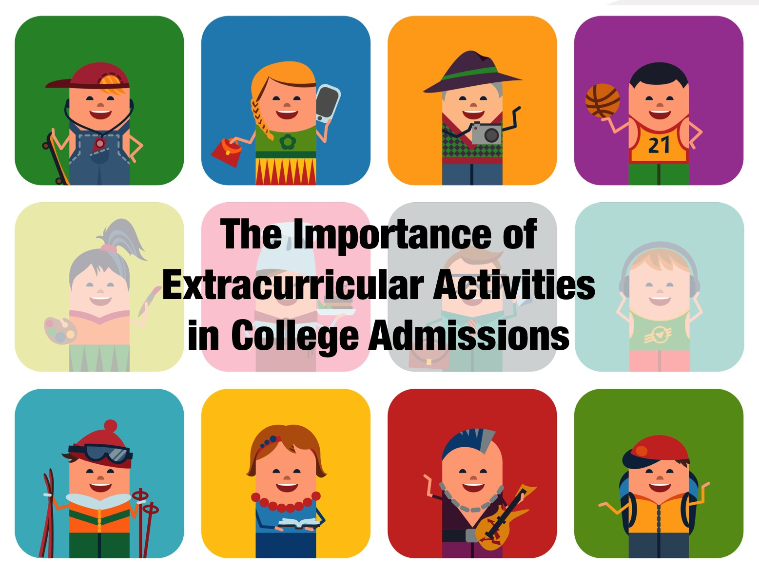 the importance of extracurricular activities Here at smartmom we've talked a lot about education for your little ones here's some information about the importance of extracurricular activities in school.