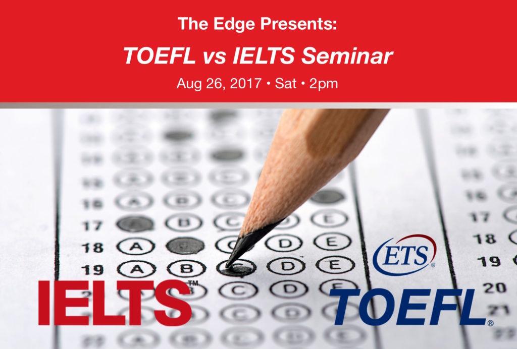 TOEFL IELTS Seminar