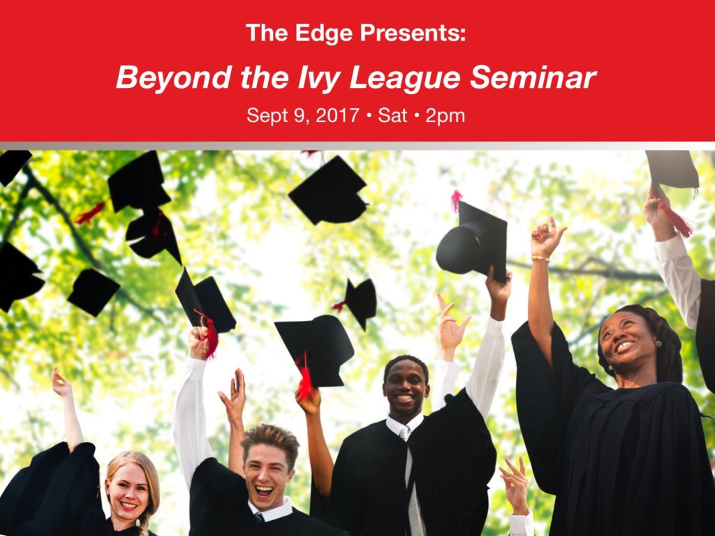 Beyond the Ivy League Seminar