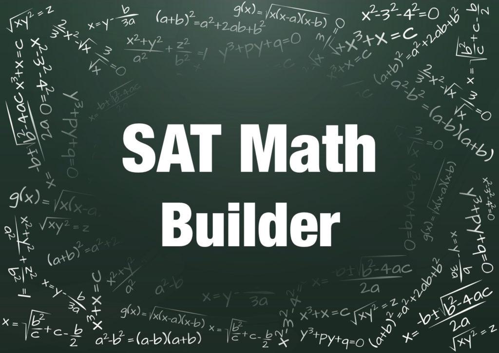 SAT Math Builder