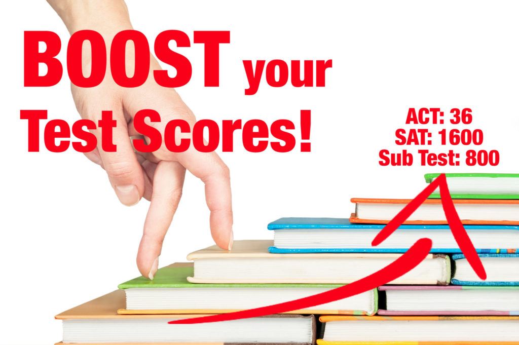 ACT/SAT/SAT Subject Tests Power Courses