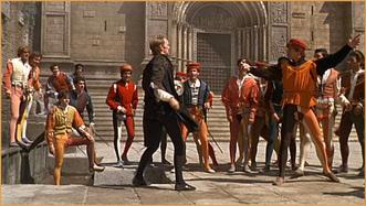 Romeo & Juliet Act 3, Scene 1