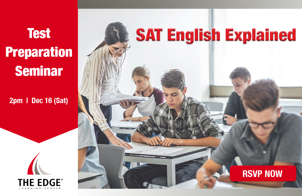 SAT English Explained Seminar