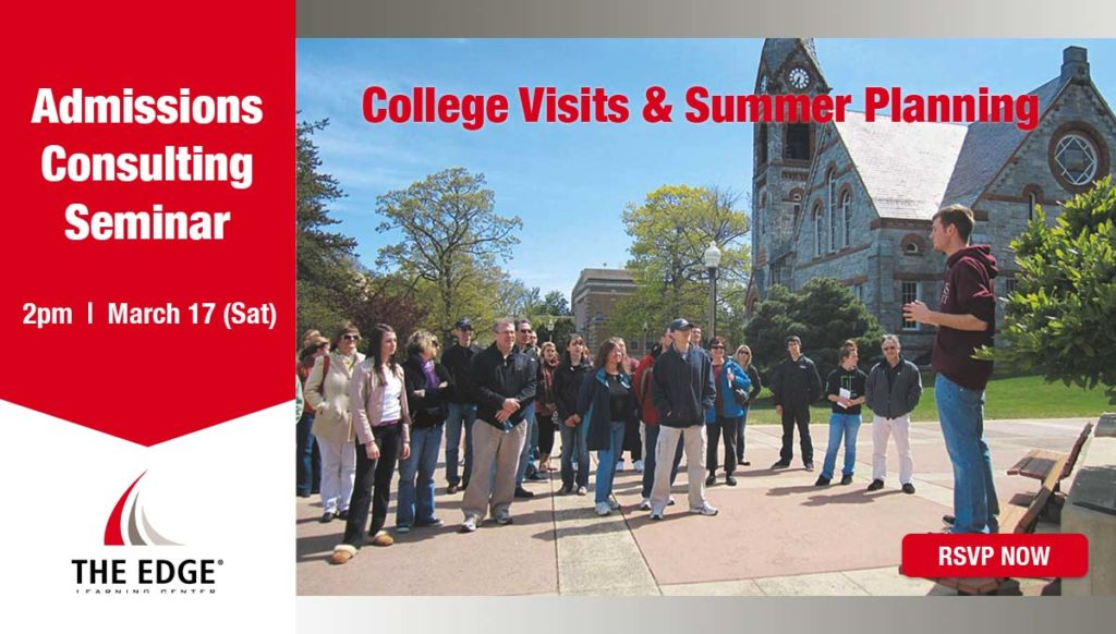 College Visits & Summer Planning