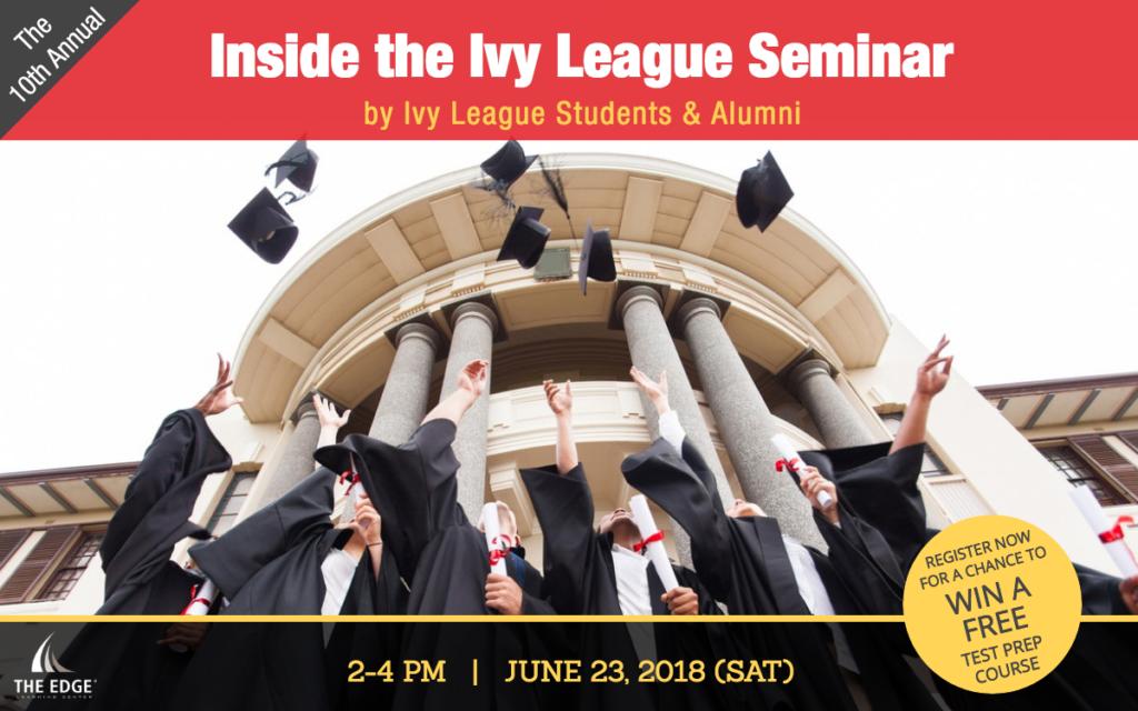 Inside the Ivy League Seminar