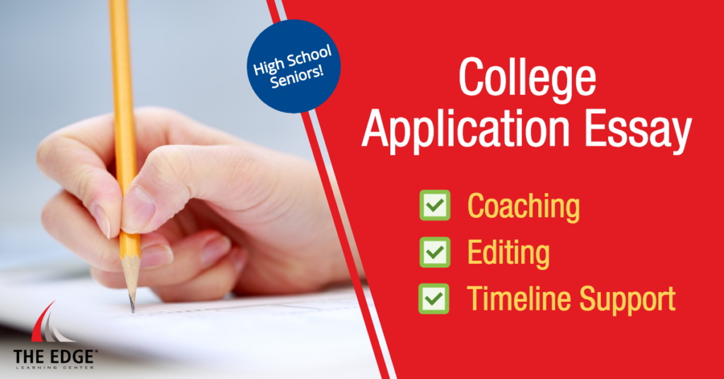 Application Essays Coaching, Editing, and Timeline Support