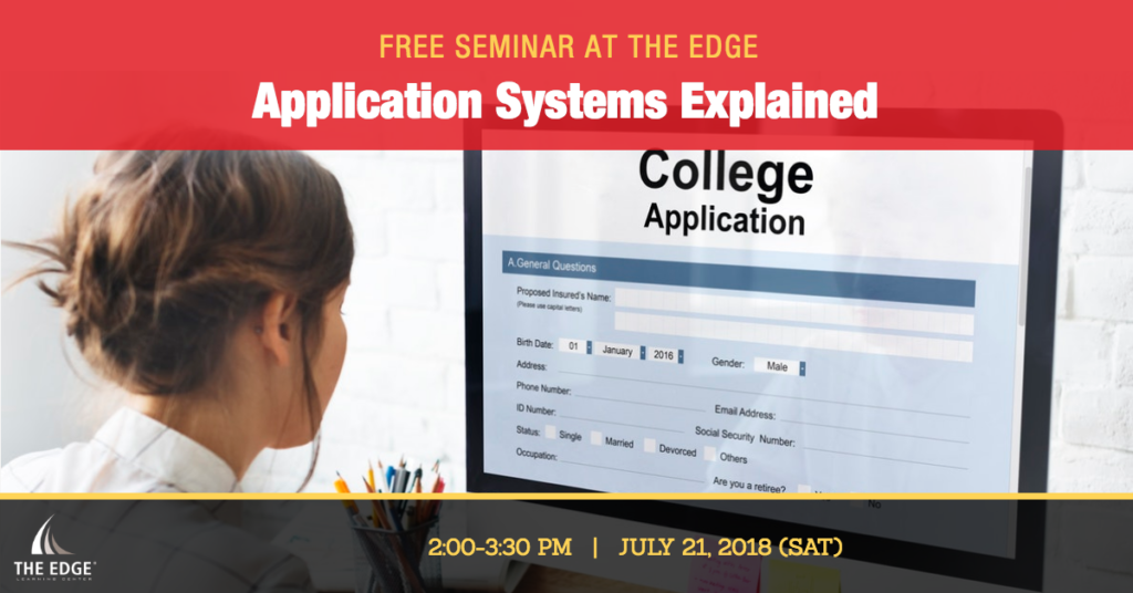 Application Systems Explained Seminar