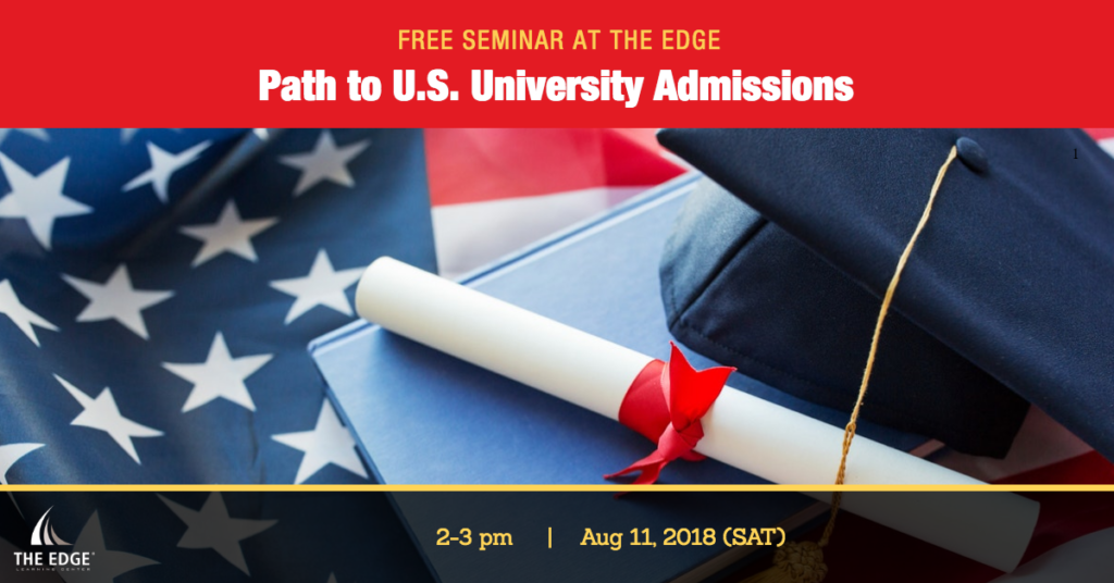 Path to U.S. University Admissions