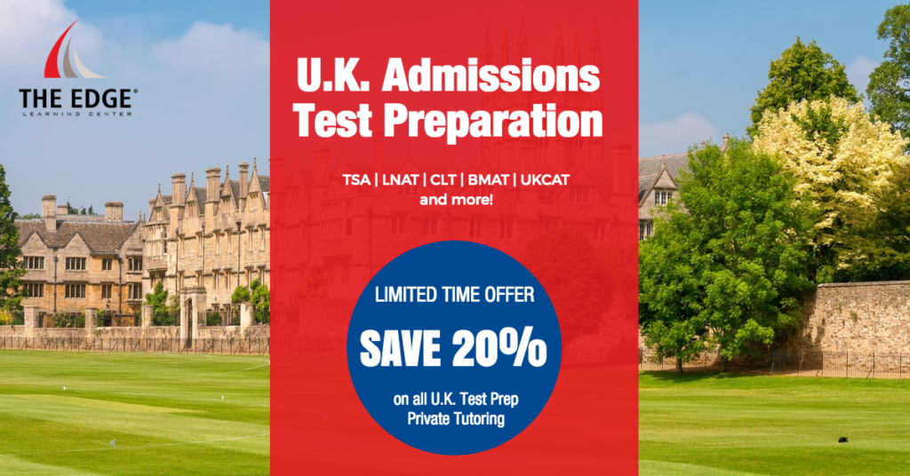 U.K. Admissions Test Preparation