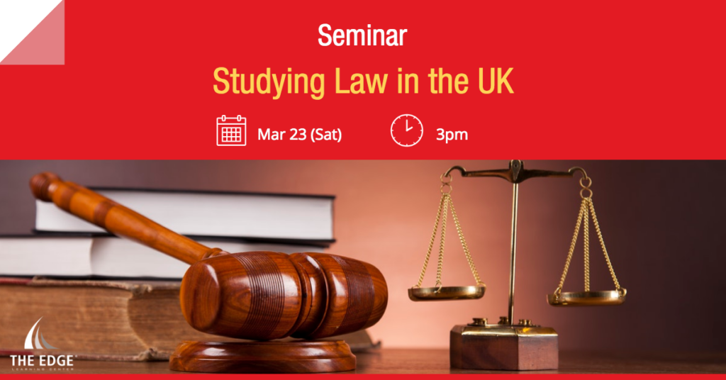 Studying Law in the UK