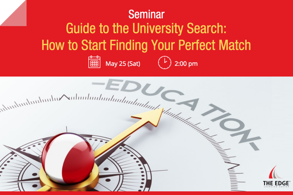 Guide to the University Search: How to Start Finding Your Perfect Match