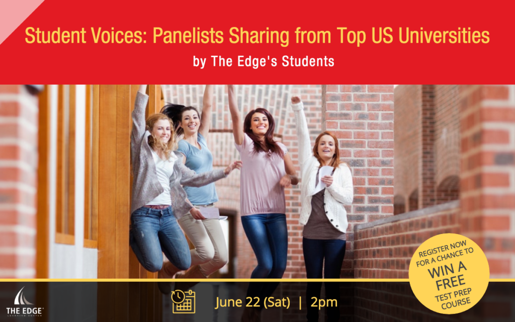Student Voices: Panelists Sharing from Top US Universities