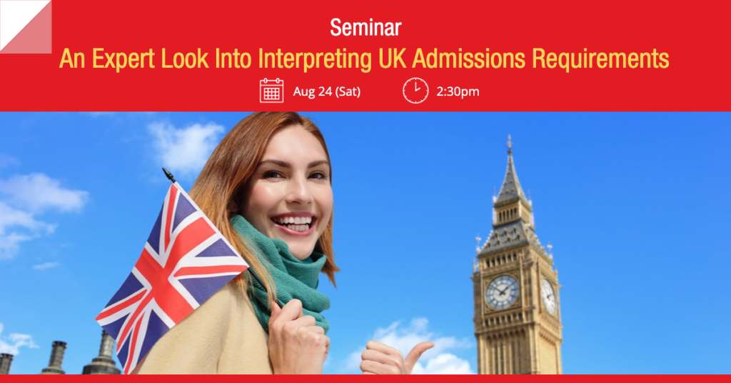 An Expert Look Into Interpreting UK Admissions Requirements