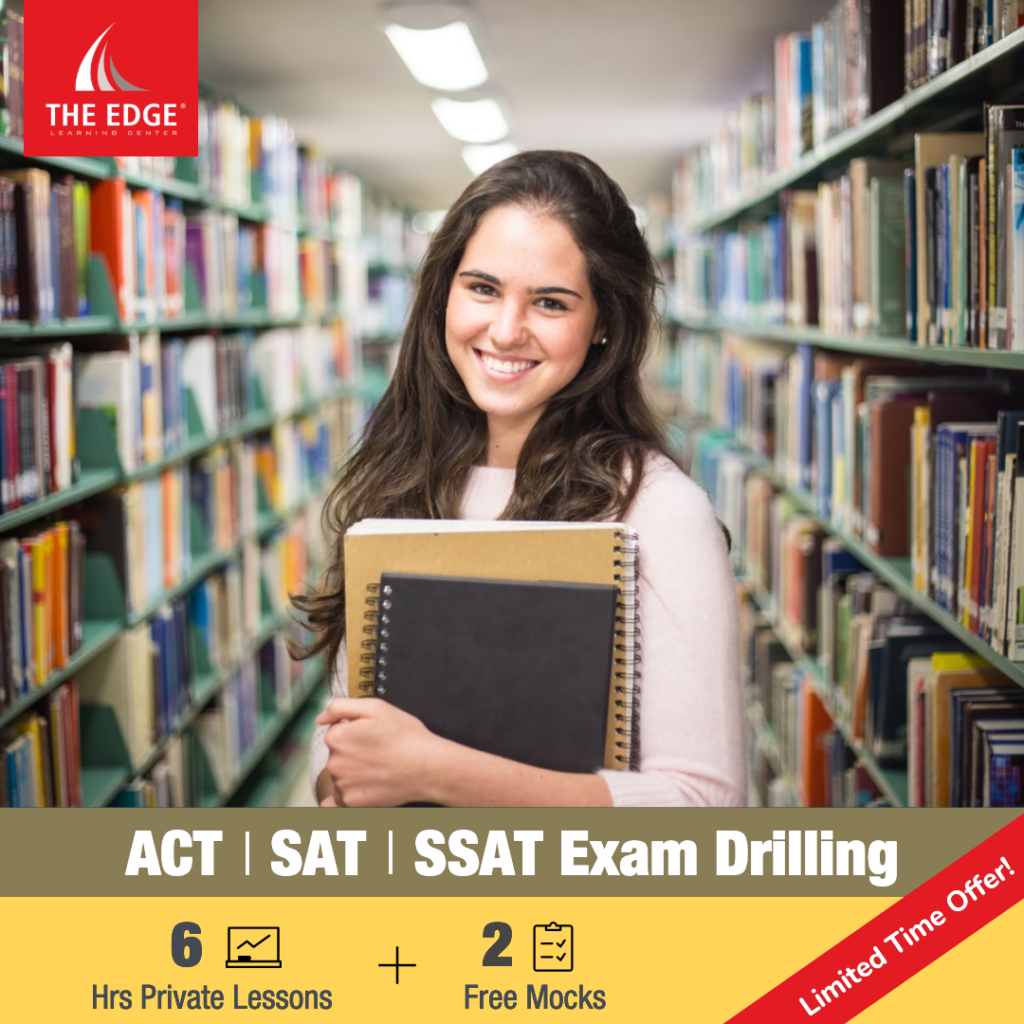 ACT SAT SSAT Exam Drilling