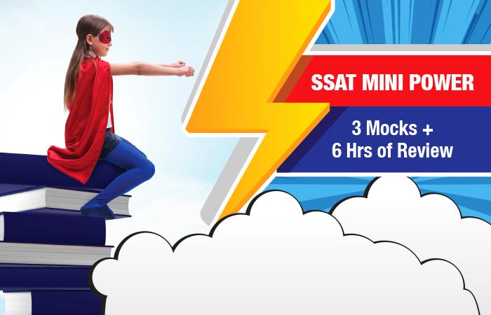 SSAT Mini Course