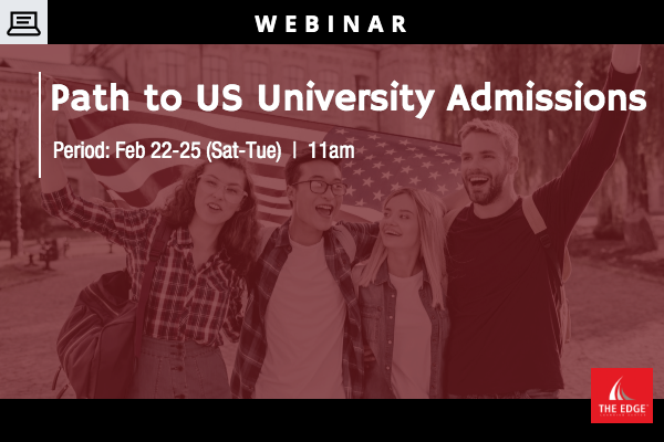 Path to US University Admissions