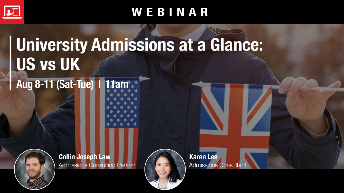 University Admissions at a Glance: US vs UK
