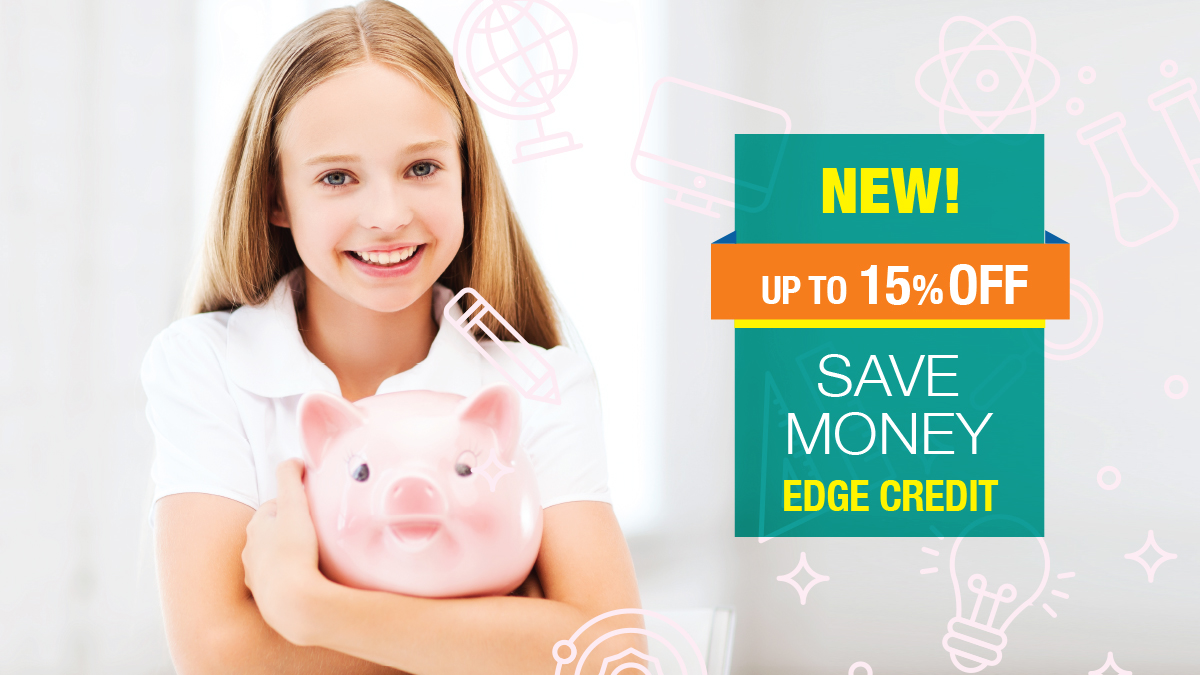2021 Summer Edge Credit